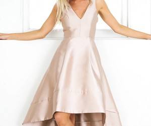 cocktail dress, formal dress, and homecoming dress image