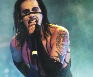 Holy Wood and Marilyn Manson image