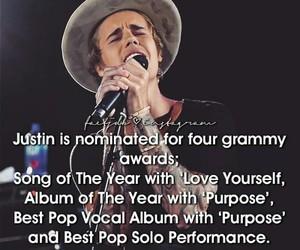 awards, grammy, and king image