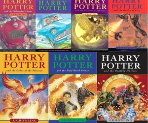 books, harry potter, and bloomsbury image