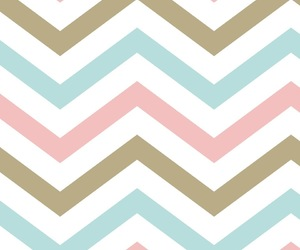 chevron, colors, and pastel image