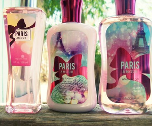 girly, lotion, and paris image