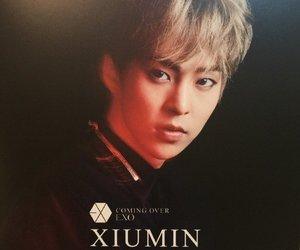 exo, xiumin, and exol image