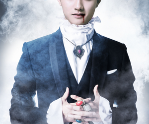 exo, vampire, and d.o image