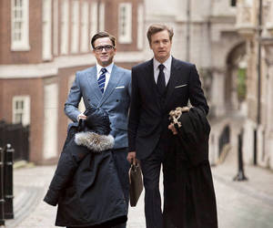 Colin Firth, mark darcy, and golden circle image
