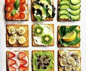 food, healthy, and fruit image