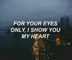 quotes, one direction, and heart image