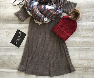 clothes, dress, and vintage clothes image