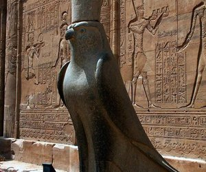 horus, ancient, and egypt image