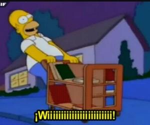 funny, Homero, and moe image