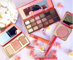 beauty, collection, and sweet peach image