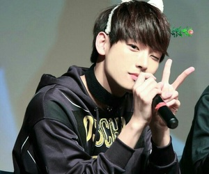 kpop, cute, and inseong image
