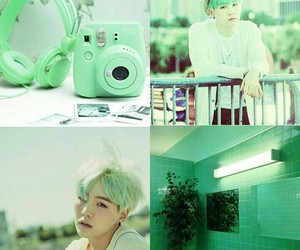 aesthetics, min yoongi, and kpop image