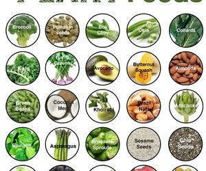 vegan, food, and green image