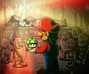 1Up, beauty, and die image
