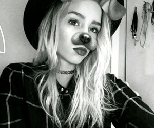 girl, lena, and lisaandlena image