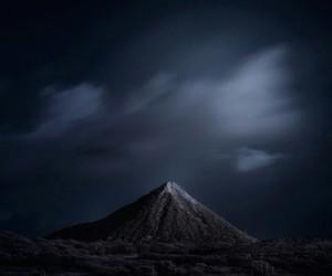 beautiful, Darkness, and rain image