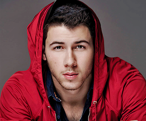 nick jonas and boy image