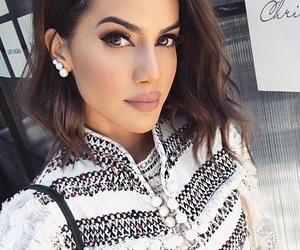blogger, fashion, and makeup image
