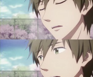 anime, iwatobi swim club, and art image