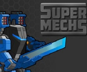 supermechs, super mechs download, and super mechs image