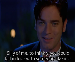love, quote, and moulin rouge image