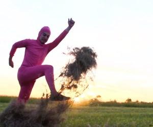 pink guy and joji image