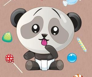 baby, sticker, and merna355 image