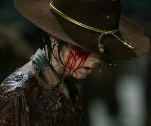 twd, the walking dead, and chandler riggs image