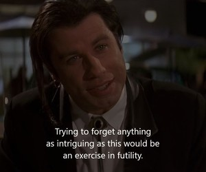 90's, pulp fiction, and film image