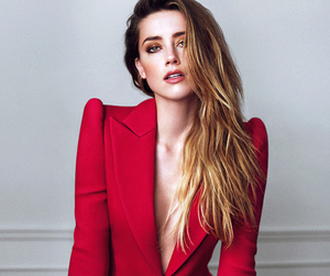 amber heard, actress, and model image