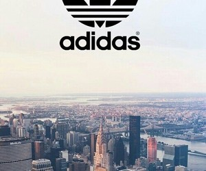 adidas and city image