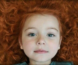 baby, hair, and kids image
