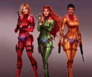 totally spies image