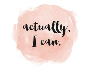 quotes, i can, and motivation image