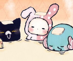japan, rabbit, and cute image
