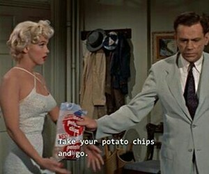 Marilyn Monroe, quotes, and funny image