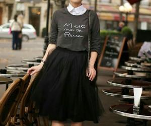 fashion, clássica, and moda image