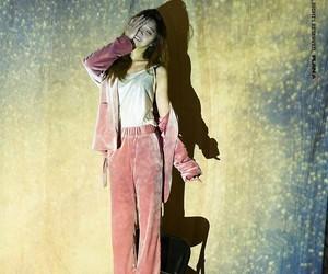 apink, eunji, and fashion image
