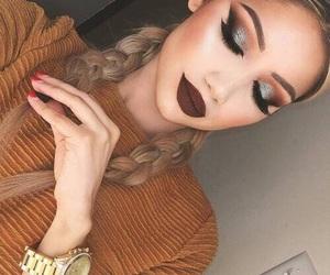 makeup and sweetheart image