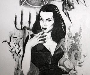 maila nurmi, Vampira, and classic horror image