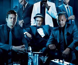 paul walker and takers image