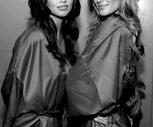 Adriana Lima, Gisele Bundchen, and fashion image