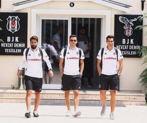 futbol, turkiye, and bjk image