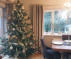 christmas, decoration, and lovely image