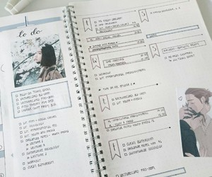deviantart, diary, and note image
