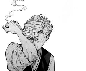 manga, boy, and cry image