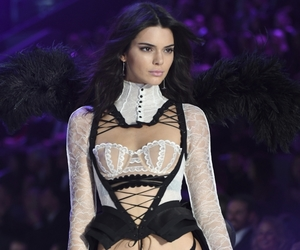 angel, kendall jenner, and fashion image