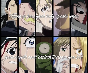 fullmetal alchemist and winry image