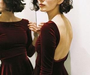 dress and velvet image